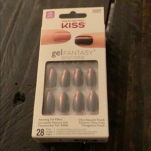 Kiss gel fantasy nails (long length)